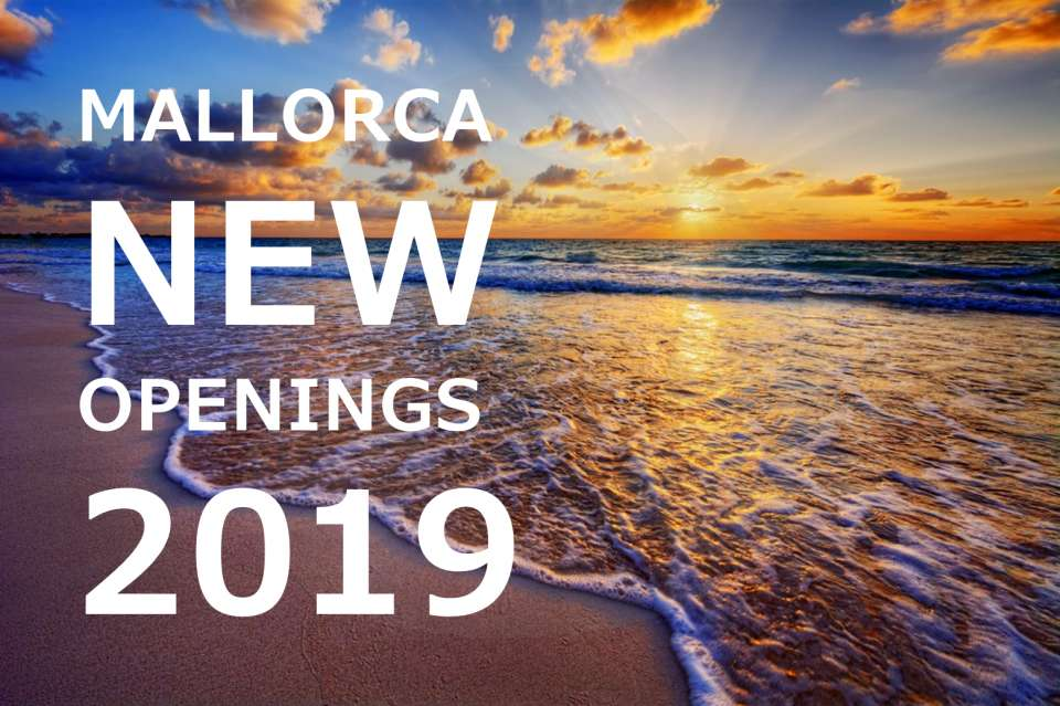 New Openings Spring 2019