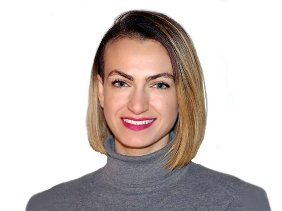 Anna Babayan, our new Marketing & Sales Manager